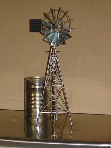 12 inch Model Windmill A