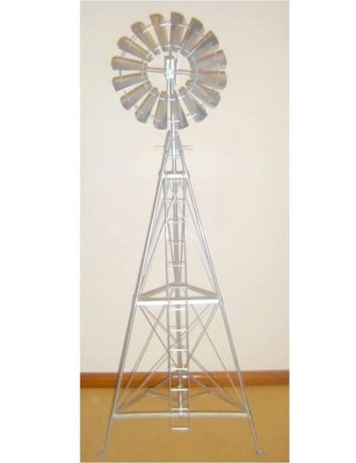 2nd9footwindmill 003 2 - Table Top Model Windmill