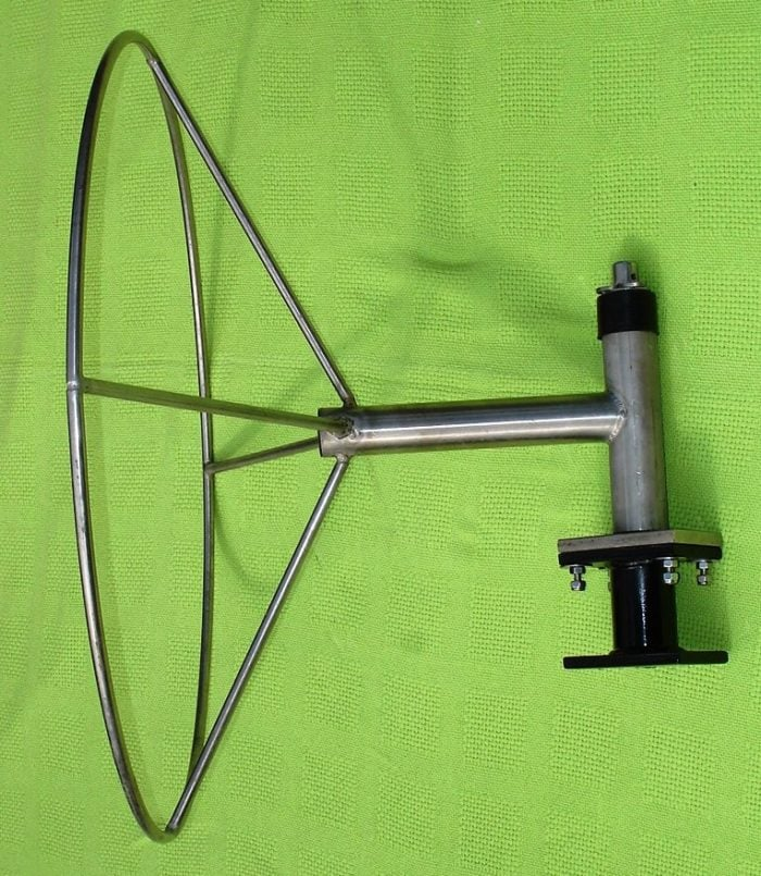 8 Foot Swivel Frame Base Welding Adapter 700x805 - Base Welding Adaptor