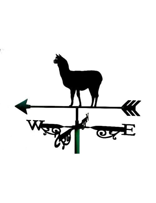 Alpaca F1020014 1 1 500x650 - Alpaca Weathervane
