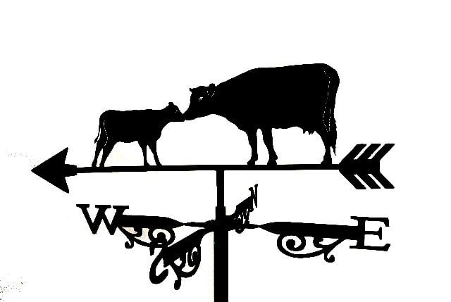 Animal Weathervanes