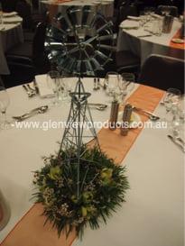 Dara boucher Table setting windmill - Table Top Model Windmill
