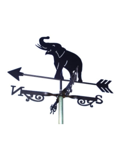 Elephant weathervane - Elephant Weathervane