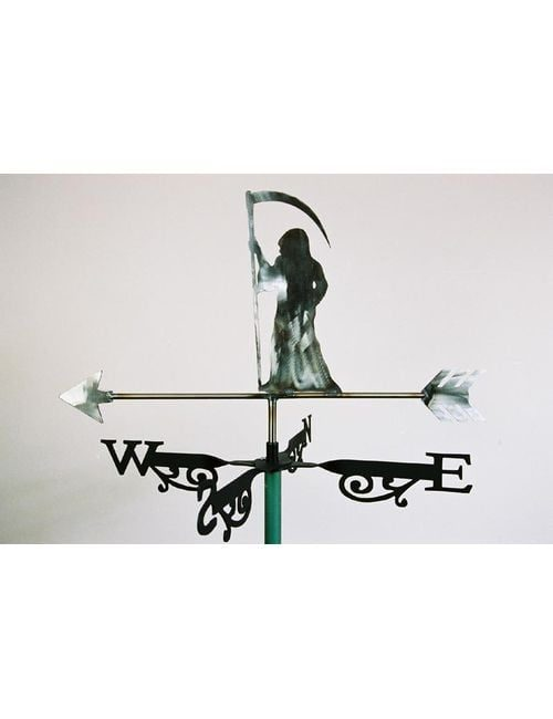 F1020016 500x650 - Grim Reaper Weathervane