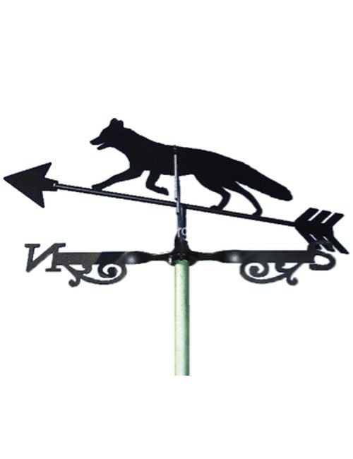 Fox.X 1 500x650 - Fox Weathervane