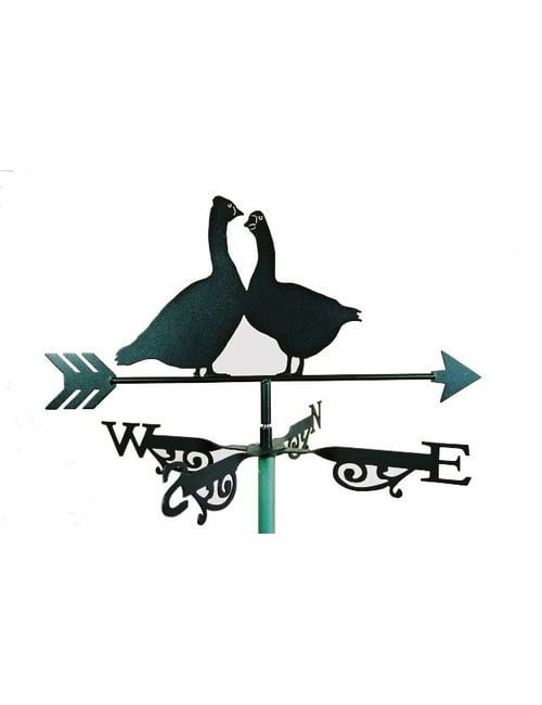 Geese 2 F1020007 1 1 500x650 - Geese Weathervane