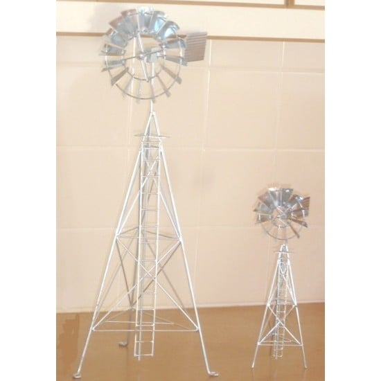 12 and 24 inch windmills