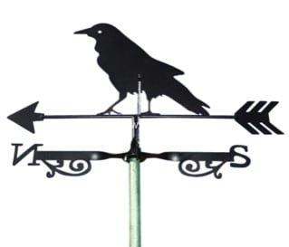 Raven x Testimonial: Back Rooster Weathervane Caringbah NSW