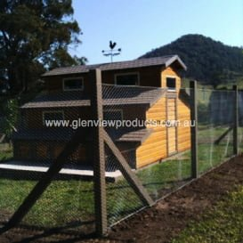 Chook House Black Rooster Weathervanes