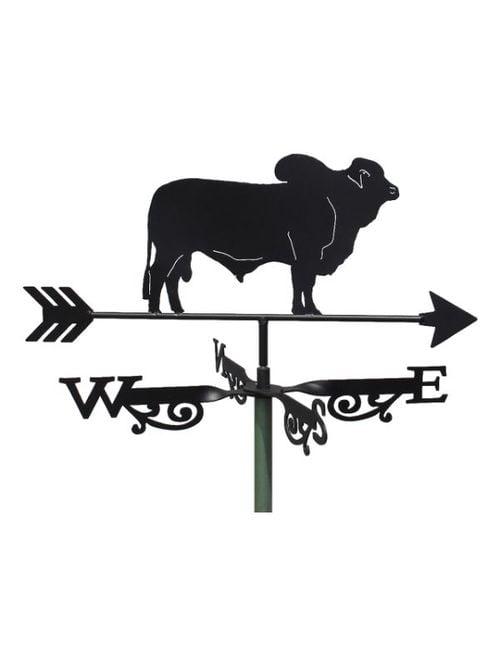 Brahman Bull Weathervane