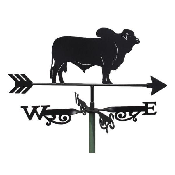 brahman bull - Brahman Bull Weathervane