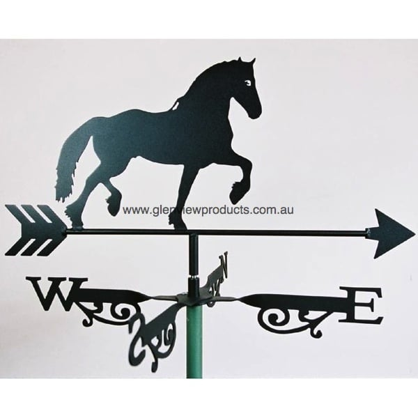 Draught Horse Weathervane