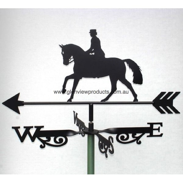 Dressage Weathervane