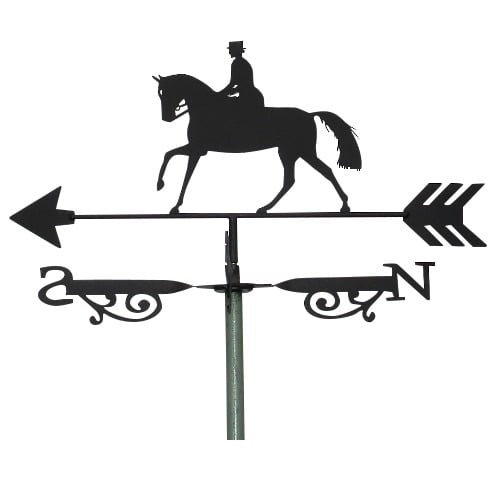 dressage X 4 - Dressage Weathervane