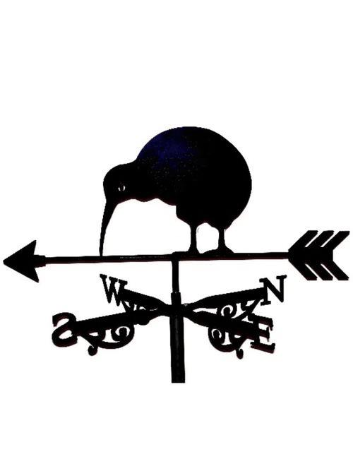kiwi weathervane 500x650 - Kiwi Weathervane