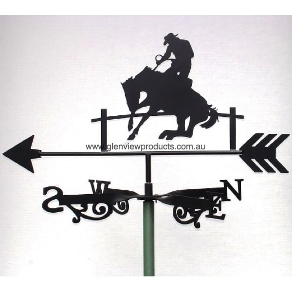 Rodeo Weathervane