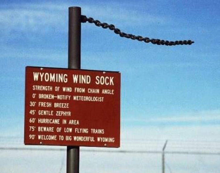 wyoming windsock1 - Wyoming Windsock