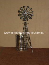12 Inch Model Windmill