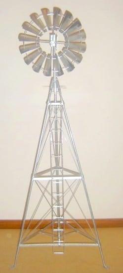 4 Foot Model Windmill