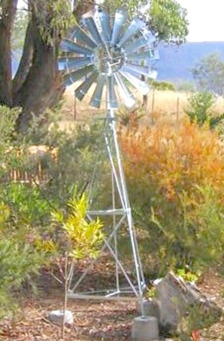 7 foot windmill