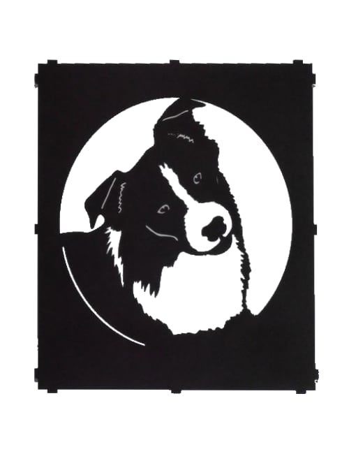 Border Collie Panel 21 1 500x650 - Collie Dog Panel