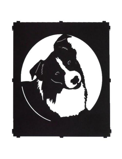 Border Collie Panel 21 1 500x650 - Collie Dog Panel