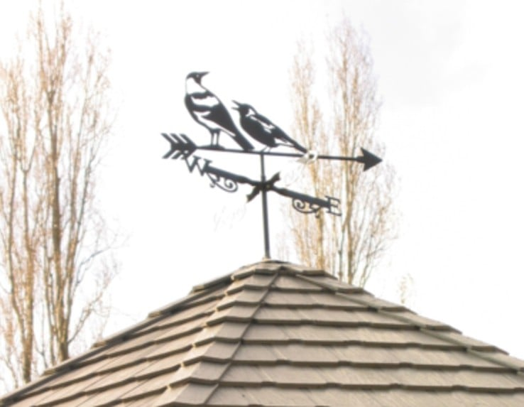 Magpie Weathervane