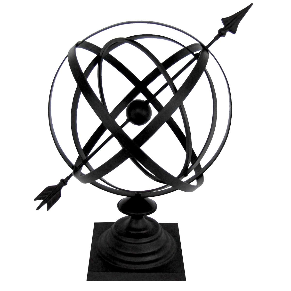 Armillary Sphere Sun Dial 24u2033
