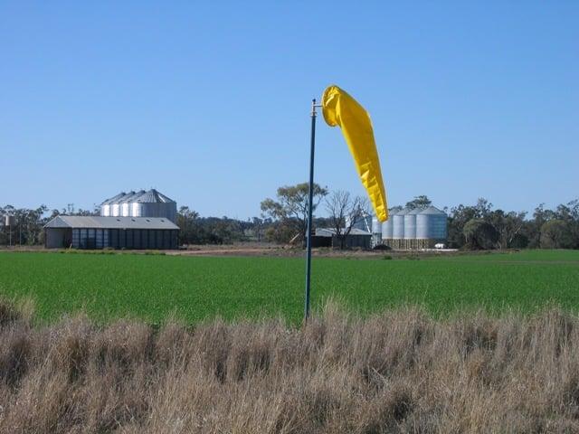 Rural Windsock