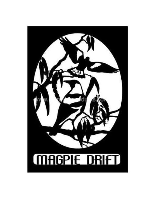 magpie drift panel 1 500x650 - Magpie Drift Panel