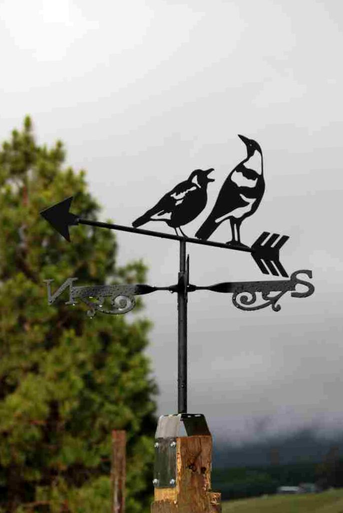Magpies Weathervane
