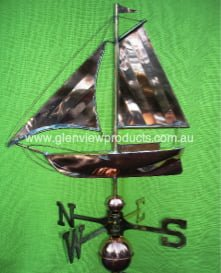 Polished Pirate ship 6