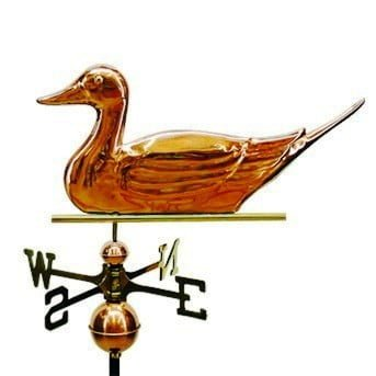 Studio Duck Weathervane