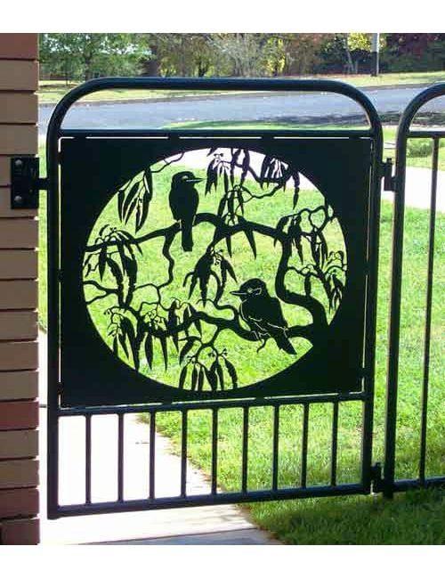 Kookaburra Gate Panelgate copy 500x650 - Kookaburra Gate Panels and Screens