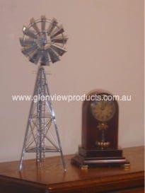 Desk size model windmill