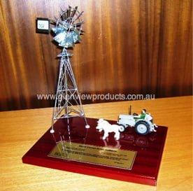 Desk model windmill