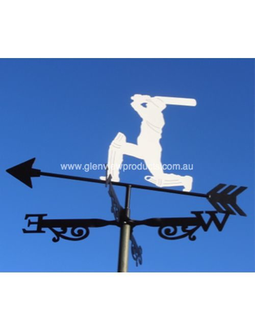 Don Bradman Weathervane