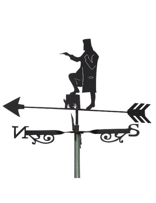 Ned Kelly X 1 1 500x650 - Ned Kelly Weathervane