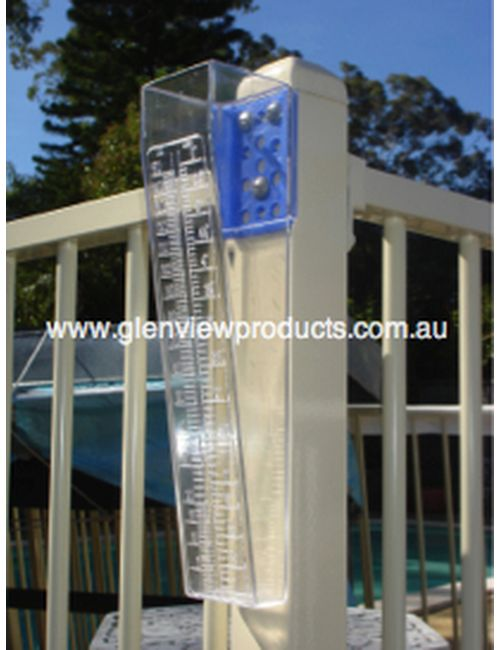 RAIN GAUGE 1 - Virtually Unbreakable Rain Gauge