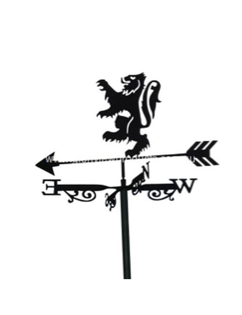 Scottish Lion XL 1 - Scottish Lion Weathervane