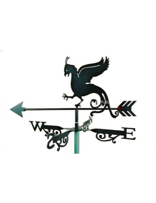 Wyvern X 1 500x650 - Wyvern Weathervane