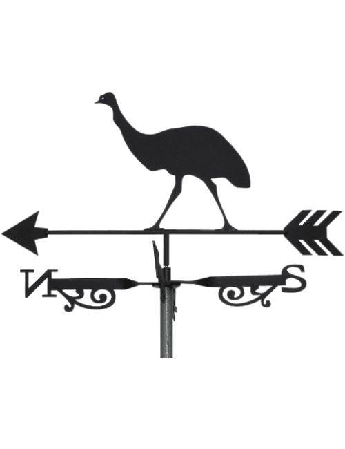 Emu X 4 1 - Emu Weathervane