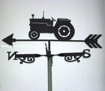 Fergie Tractor 31 - Fergie Tractor Weathervane