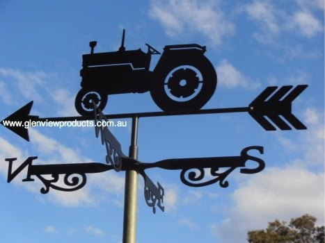 Fergie Tractor R1 - Fergie Tractor Weathervane