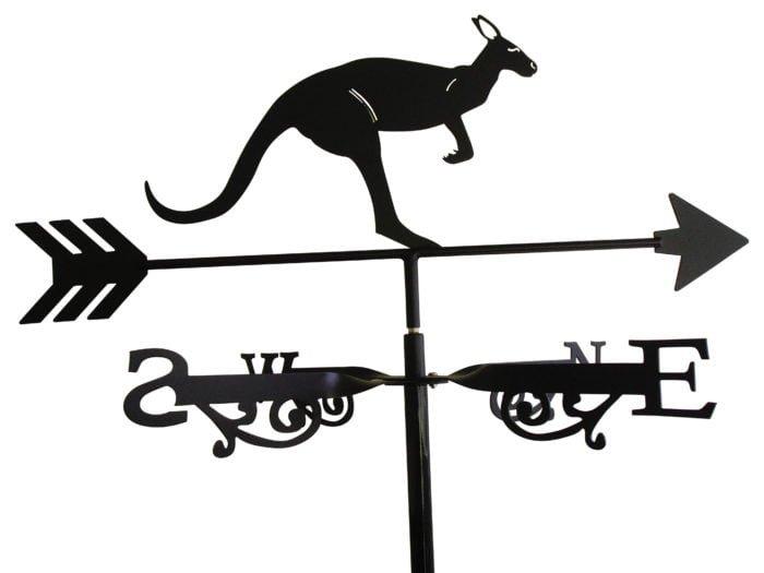 kangaroo weathervane