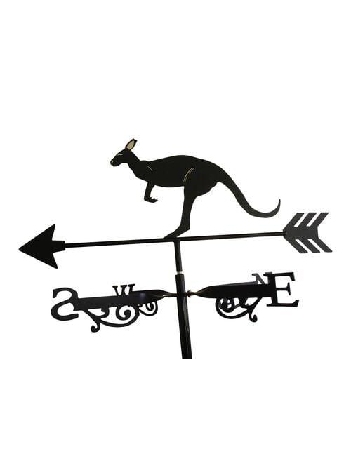 Kangaroo R 1 - Kangaroo Weathervane