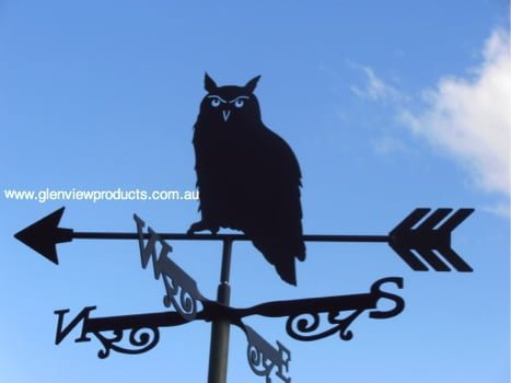 Owl R1 - Owl Weathervane
