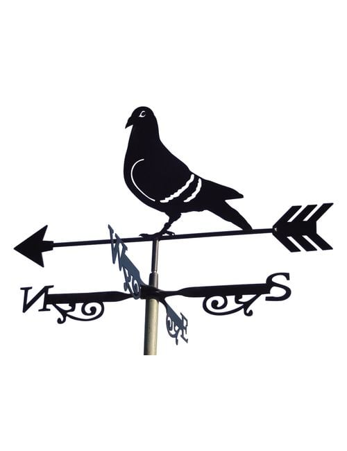 Pigeon XR1 1 - Pigeon Weathervane