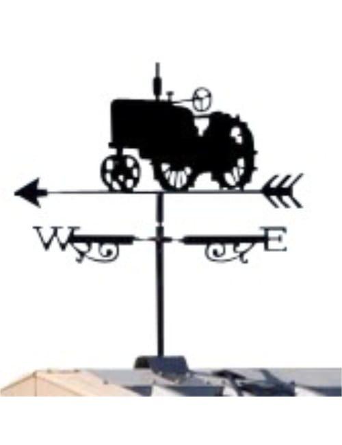 Vintage Farmall Tractor x 1 500x650 - Farmall Tractor Weathervane