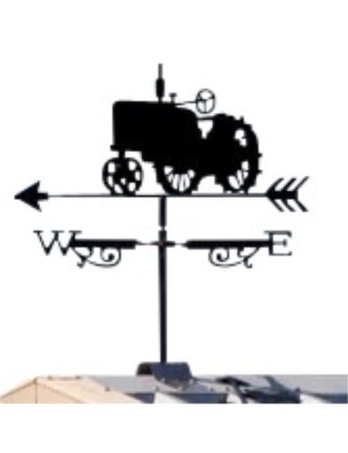 Vintage Farmall Tractor x 1 - Farmall Tractor Weathervane